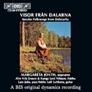 Secular Folk Songs from Dalecarlia, Sweden | BIS BISCD029