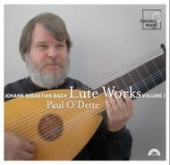 J S Bach - Lute Works: Vol. 1
