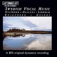 Swedish Vocal Music | BIS BISCD038