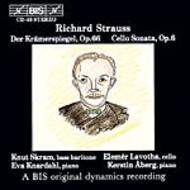 R Strauss - Cello Sonata etc | BIS BISCD049