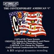The Contemporary American 'C' | BIS BISCD052