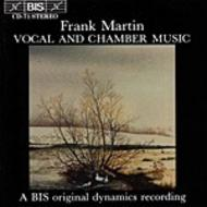 Martin – Vocal and Chamber Music | BIS BISCD071
