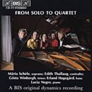 From Solo to Quartet | BIS BISCD077