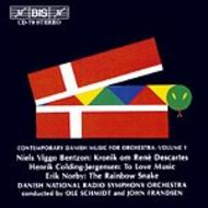 Contemporary Danish Music for Orchestra Volume 1 | BIS BISCD079