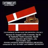 Contemporary Danish Music for Orchestra Volume 2 | BIS BISCD080