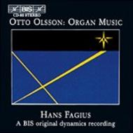 Otto Olsson - Organ Works | BIS BISCD085