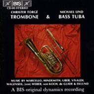 Works for Trombone and Tuba | BIS BISCD095