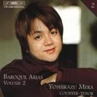 Baroque Arias for Counter-Tenor – Volume 2 | BIS BISCD1029