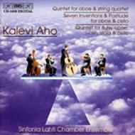 Aho - Chamber Music | BIS BISCD1036