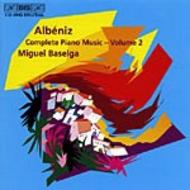 Albeniz – Piano Music volume 2 | BIS BISCD1043