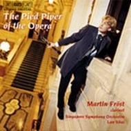 The Pied Piper of the Opera - Opera paraphrases on the Clarinet | BIS BISCD1053