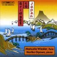 Bridges to Japan – Music for Flute and Piano | BIS BISCD1059
