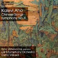 Aho - Symphony no.4, Chinese Songs | BIS BISCD1066