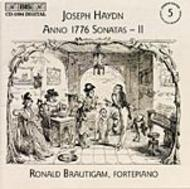 Haydn – Complete Solo Keyboard Music Volume 5 – Anno 1776 Sonatas II | BIS BISCD1094
