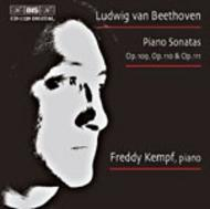 Beethoven - Late Piano Sonatas | BIS BISCD1120