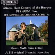 Virtuoso Flute Concerti of the Baroque | BIS BISCD118