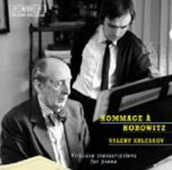 Hommage a Horowitz – Virtuoso transcriptions for piano | BIS BISCD1188