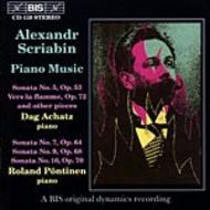 Scriabin – Piano Music | BIS BISCD119