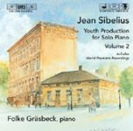 Sibelius – Youth Production for Solo Piano Volume 2 | BIS BISCD1202