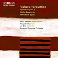 Yardumian - Symphony No.2, Violin Concerto, etc | BIS BISCD1232