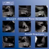 W. A. Mozart – Complete Piano Variations | BIS BISCD126667