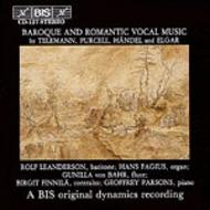 Baroque and Romantic Vocal Music | BIS BISCD127