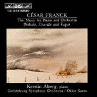 Franck – Music for Piano and Orchestra | BIS BISCD137