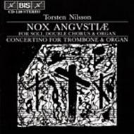 Nilsson - Nox angustiae, Concertino | BIS BISCD138