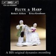 Works for Flute and Harp | BIS BISCD143