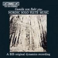 Nordic Solo Flute Music | BIS BISCD150