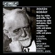 Kodály – Duos | BIS BISCD172