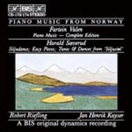 Piano Music from Norway | BIS BISCD17374