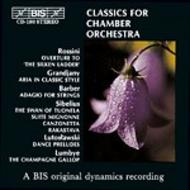 Classic for Chamber Orchestra – Volume 1 | BIS BISCD180