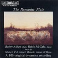 The Romantic Flute | BIS BISCD183