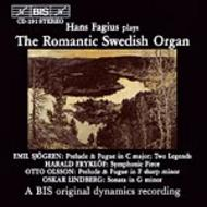 Romantic Swedish Organ | BIS BISCD191