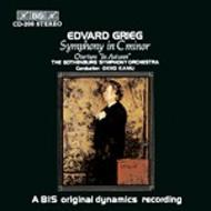 Grieg - Symphony in C minor | BIS BISCD200