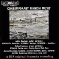 Contemporary Finnish Music | BIS BISCD207
