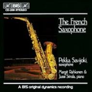The French Saxophone | BIS BISCD209