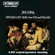 Virtuoso Lute Music from Italy and England | BIS BISCD211