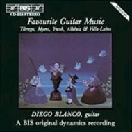 Favourite Guitar Music | BIS BISCD233