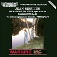 Sibelius – The Maiden in the Tower | BIS BISCD250