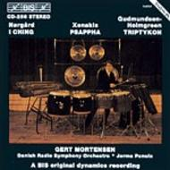 Percussion Music | BIS BISCD256