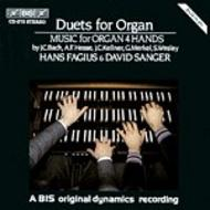 Duets for Organ | BIS BISCD273