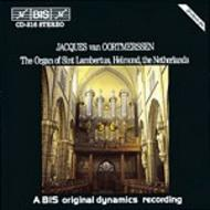 French and Spanish Organ Music | BIS BISCD316