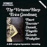 The Virtuoso Harp | BIS BISCD319