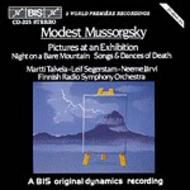 Mussorgsky - Pictures, Night on Bare Mountain, etc | BIS BISCD325