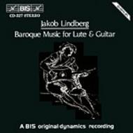 Baroque Music for Lute and Guitar | BIS BISCD327