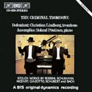 The Criminal Trombone | BIS BISCD328
