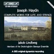 Haydn - Complete Works for Lute & Strings | BIS BISCD360