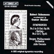 Schumann – Symphonies No 1 and No 2 (re-orchestrated by Gustav Mahler) | BIS BISCD361